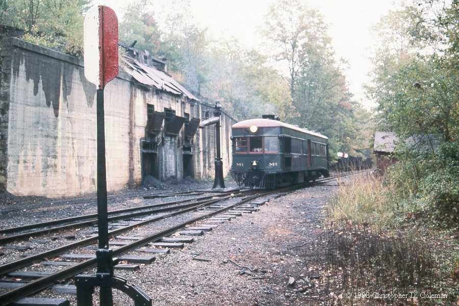 EBT Coal Dock