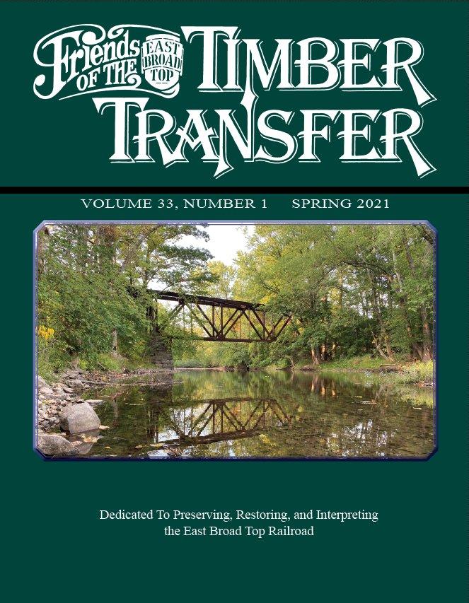 Timber Transfer V33 N01 Spring 2021