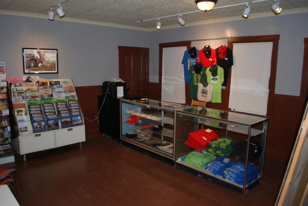 FEBT Museum Gift Shop