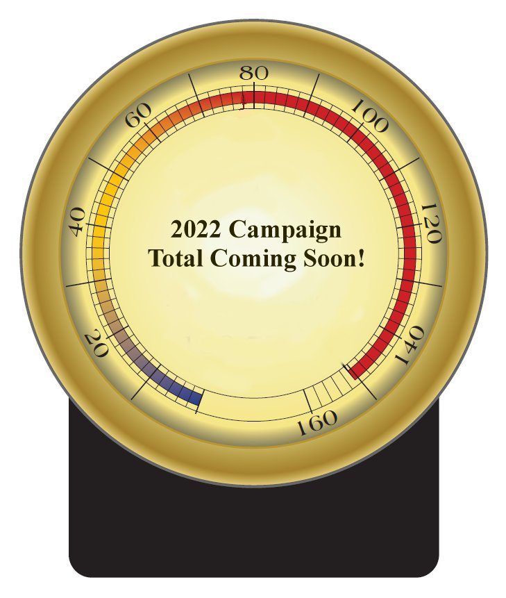 2022 Fund Drive Total Coming Soon