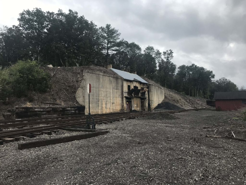 EBT Coal Dock in 2021